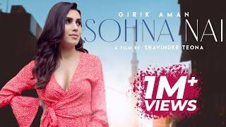 Sohna Nahi Girik Aman Free MP3 Song Download 320 Kbps