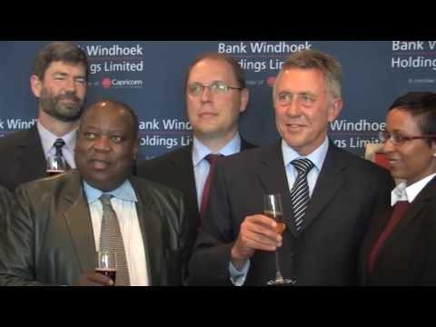 Bank Windhoek Holdings Limited & NSX (Namibian Stock Exchange)