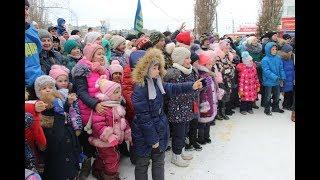 Танцуют все! Праздник ЛДПР в Курске (перед Сказкой) 5 января 2019 г.