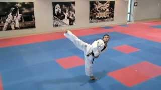 Taekwondo Poomsae Koryo - Forma WTF