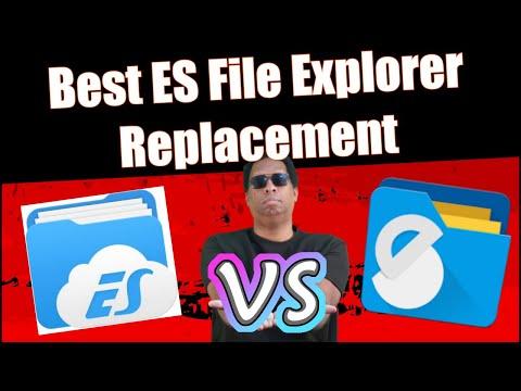 Es File Explorer Vs Solid Explorer