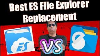 Es File Explorer Vs Solid Explorer Youtube
