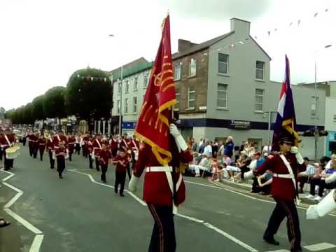 Cookstown 12th July Parade Co Tyrone 2017