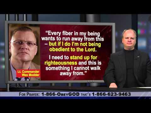 Navy Chaplain Wes Modder's lawyer Michael Berry defends FreedomKaynak: YouTube · Süre: 28 dakika31 saniye