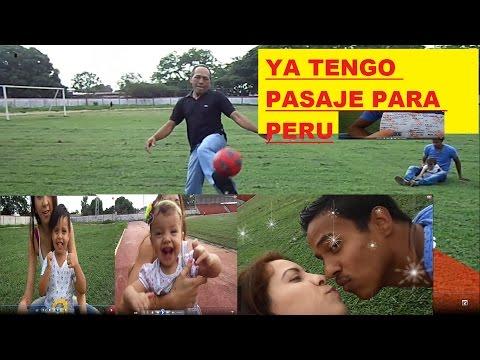 YA TENGO PASAJE PARA PERU VLOG 15 / VENEZOLANOS EMIGRAN A PERU / VENEZOLANOS EN PERU