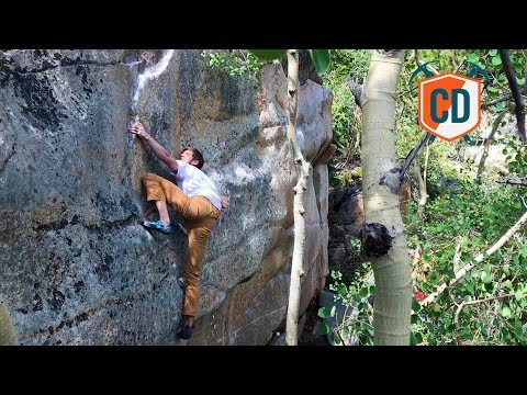 That Moment You Nearly Back Off A Highball | Climbing Daily Ep.1049