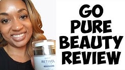 GoPure Beauty Skincare Review