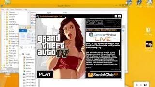 Fix GTA IV: RGSC error