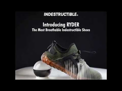 Indestructible Shoes, the Work Boots Disguised as Sneakers, Are Now 20% Off