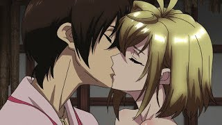 Top 10 Romance Anime With BADASS/OVERPOWERED Male Lead [HD]