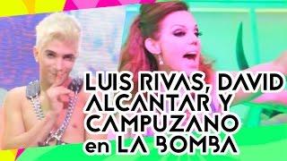 EL FREAKSHOW // LA BOMBA (con Luis Rivas, DJ Campu y David Alcantar)