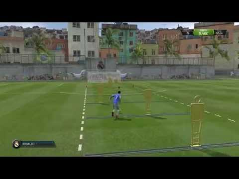 FIFA 15 - Skill Games World Record (Advanced Dribbling & Dribbling)