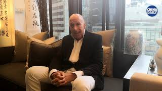 Allan Zeman voices support of the extradition law amendments