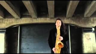 Hey Laura - Gregory Porter (saxophone cover)