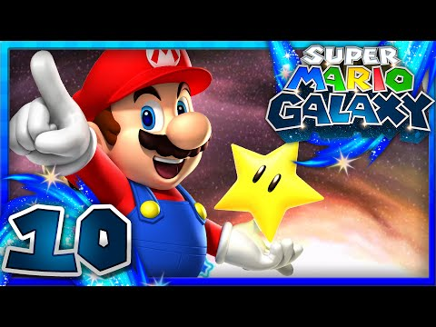 Super Mario Galaxy - Part 10 - Secret Galaxy Stars! (1080p ...