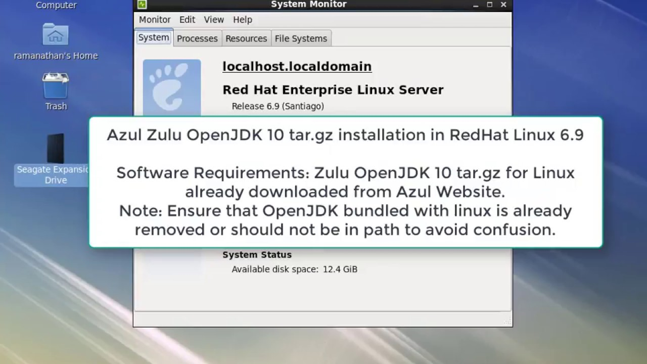 Azul Zulu OpenJDK 10 Zip Installation in Redhat Enterprise Linux 6 9 |  JavaSE 10 Released