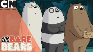 We Bare Bears | Too Many Christmas Parties | Cartoon Network