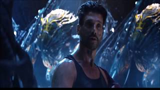 Video SKYLINE 2  Alien King  Movie Clip 2017 Beyond Skyline Sci Fi Movie HD download MP3, 3GP, MP4, WEBM, AVI, FLV November 2018
