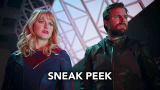 DCTV Crisis on Infinite Earths Crossover Sneak Peek - Heroes Assemble HD