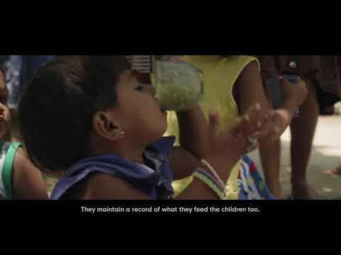 Australia helps to improve child nutrition in Sri Lanka