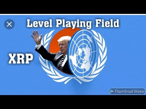 Ripple #XRP #TRUMP #NYDFS  United Nations Capital Development Fund XRP THE STANDARD