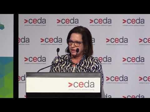 Australian energy market outlook with Audrey Zibelman - CEDA 2017