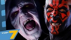 Die Besten Star Wars Bösewichte? | Top7