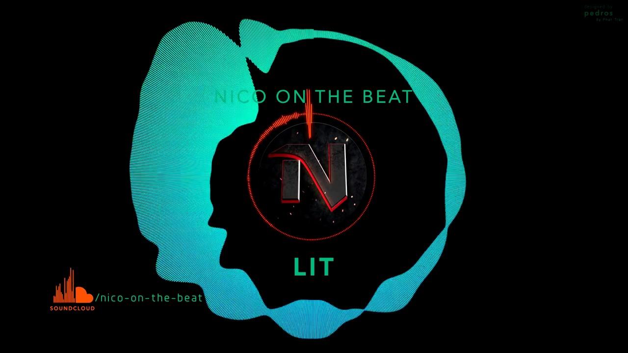 Fast Aggressive Dark Trap Beat Hip Hop Rap Instrumental 'Lit' Prod by Nico  on the Beat 1