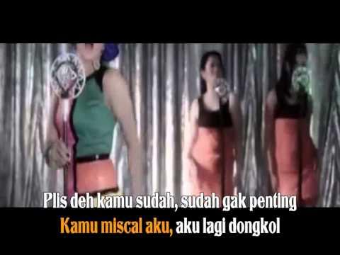 Jenita Janet - Di Reject (Karaoke Sample)