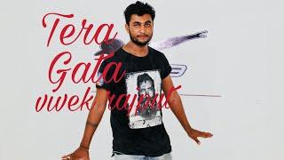 Tera gata ##gajendra varma ft.karishma sharma##dance choreography ##vivek rajput