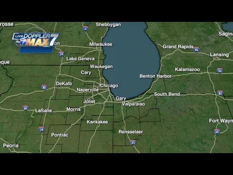 CHICAGO WEATHER - LIVE RADAR: