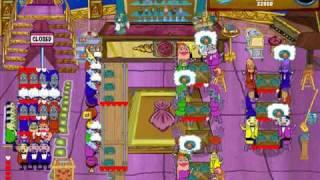 Spongebob Diner Dash 2 Level 50