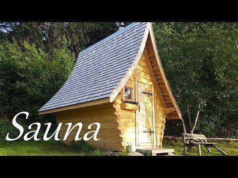 Small sauna