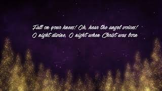 Video O Holy Night - Hometown (Lyrics) download MP3, 3GP, MP4, WEBM, AVI, FLV Agustus 2018
