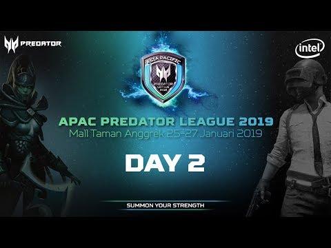 FINAL DOTA | APAC Predator League ID 2019