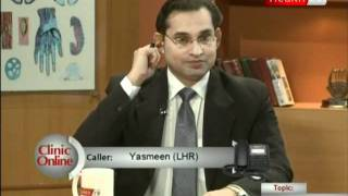 ''Clinic Online'' Topic : THYROID   part - 1 ( 02 DEC 11 )  Health tv