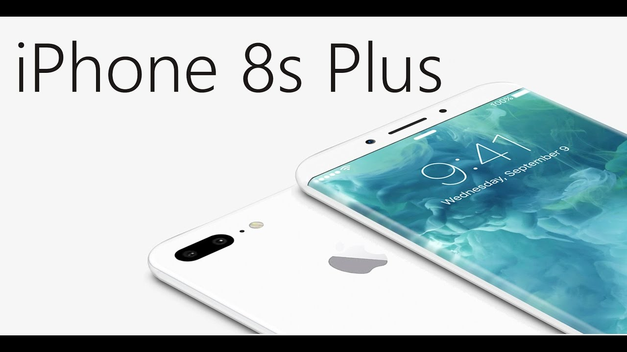IPhone 8s Plus A New Era In The World Of IPhones