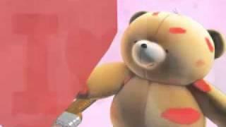 Cute BEAR I LOVE YOU