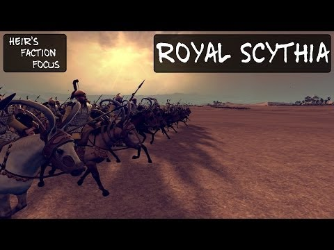 Heir's Faction Focus : Royal Scythia