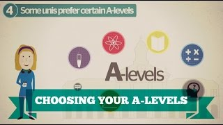 How to choose your A-levels the right way