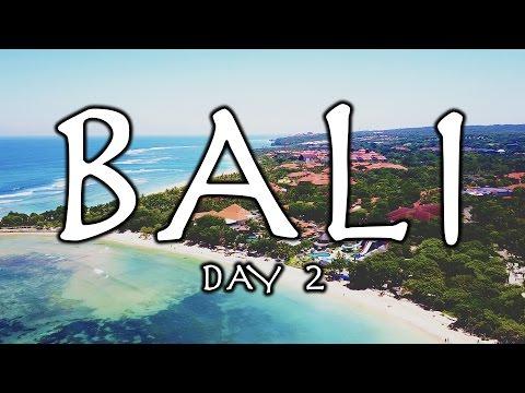 NUSA DUA - BALI'S HIDDEN PARADISE | BALI VLOG 02