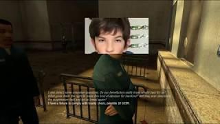 Half-Life 2 i en fin hat