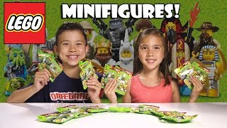 LEGO MINIFIGURES Series 13 BLIND BAG Opening - Part 2