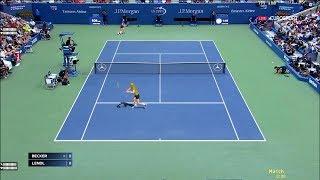 Boris Becker vs Ivan Lendl - Tennis Elbow 2013 - PC Gameplay