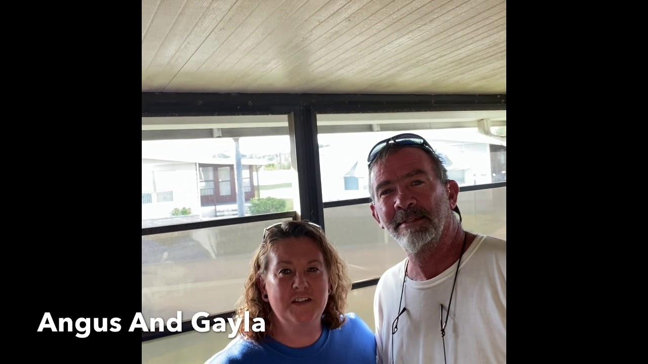 Gayla And Angus Testimonial