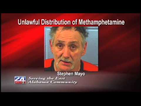 Gadsden Man Charged With Distribution of Methamphetamine
