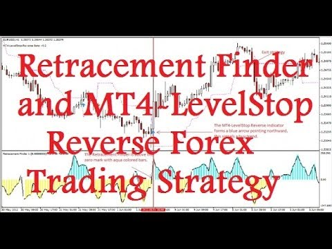 Retracement Finder and MT4 LevelStop Reverse Forex Trading Strategy ...