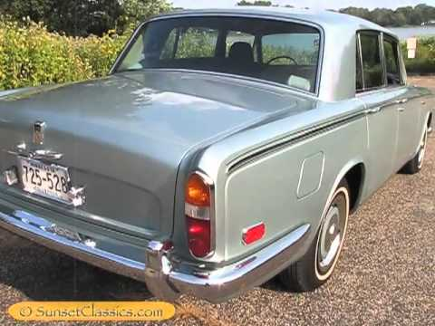 1973 Rolls Royce Silver Shadow for Sale - YouTube