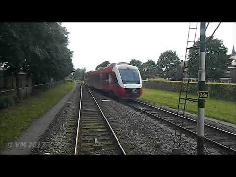 Cabinerit Hengelo - Zutphen, 11-08-2017