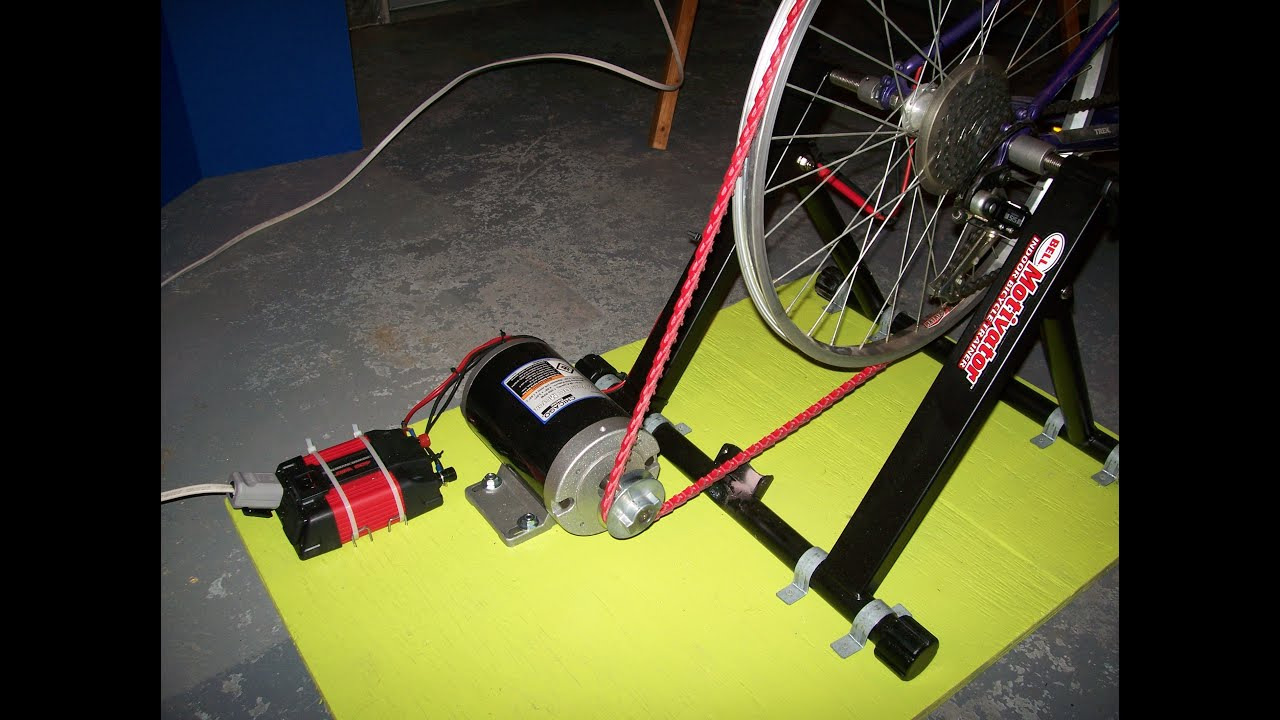 Bicycle Generator 48v Youtube